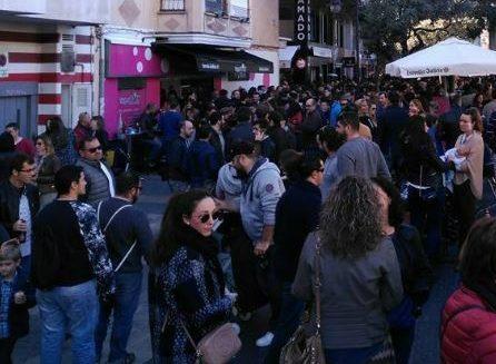 Salir por Castellón: «Vamos a hacer unas tascas»